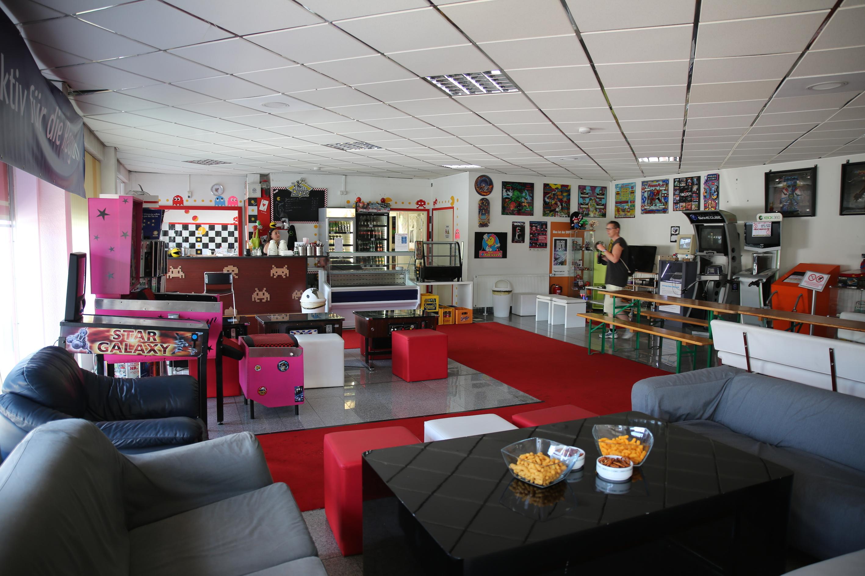 Foyer Flipper und Arcademuseum II