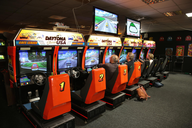 8fach Daytona Racing Arcade Simulator I
