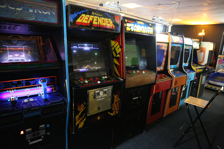Riesige Arcade-Sammlung 1