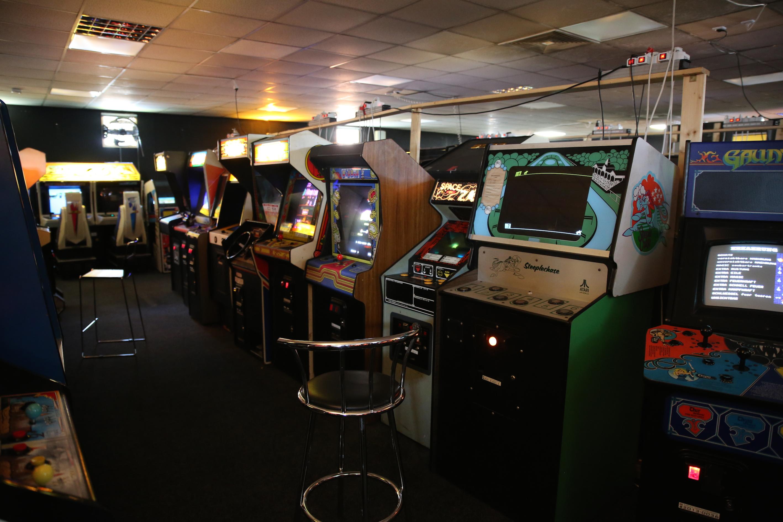 Riesige Arcade-Sammlung 5