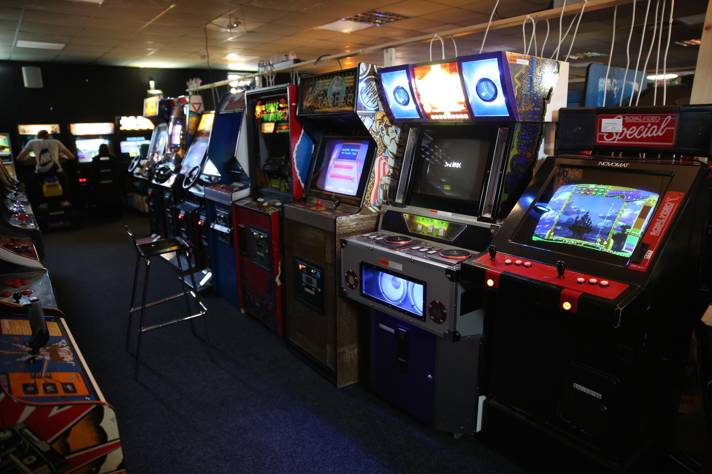 Riesige Arcade-Sammlung 6