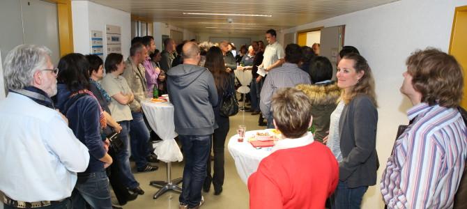 Eröffnung des Flipperclub Regio Basel war ein voller Erfolg