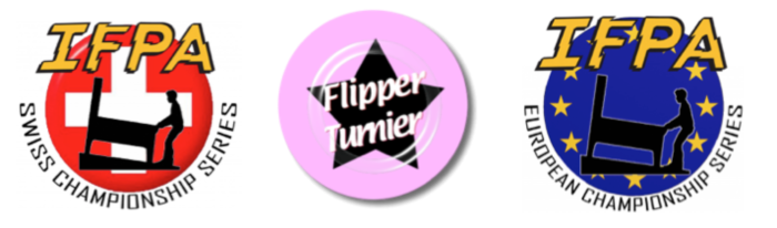 8. NW Schweizer Flipper-Meisterschaft 2019