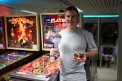 1. Platz Stefan Mory - BSC Champion