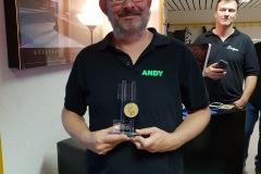 3. Platz, Andy
