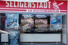 Ankunft in Seligenstadt