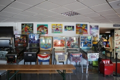 Foyer Flipper und Arcademuseum III