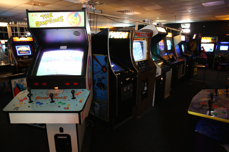 Riesige Arcade-Sammlung 2