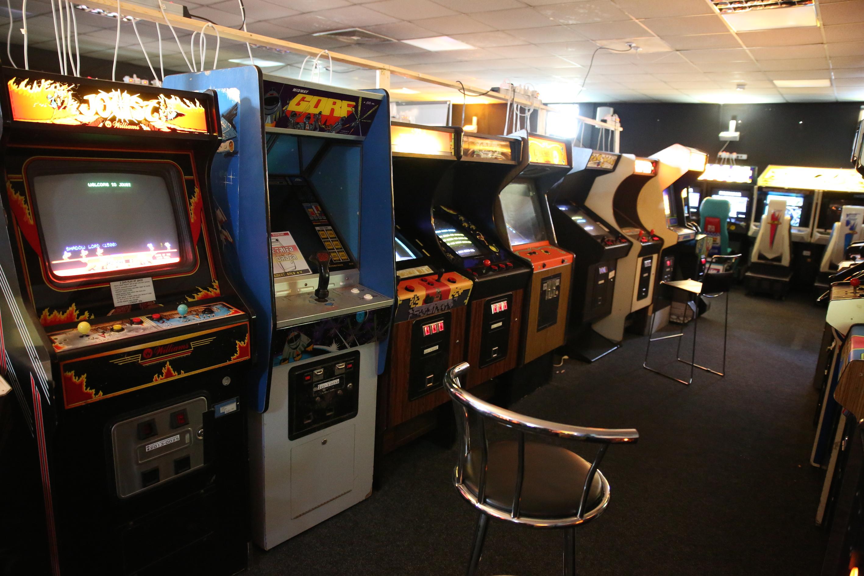 Riesige Arcade-Sammlung 4